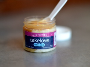 CakeLove in A Jar by Founder & CEO Warren Brown