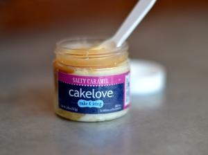 CakeLove in A Jar by Founder & CEO Warren Brown
