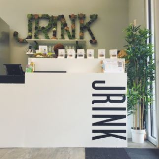 JRINK Juicery, founded by DC entrepreneurs